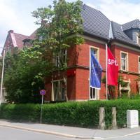 Foto des Willy Brandt Hauses